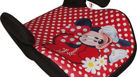 KAUFMANN Podsedák do auta Minnie Mouse