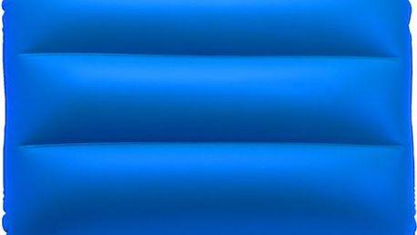 Nafukovací polštářek v modré barvě - dodání do 2 dnů
