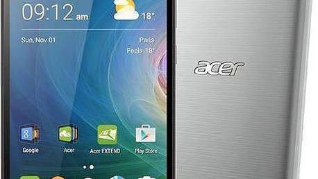 Mobilní telefon Acer Liquid Z630 (HM.HQGEU.001) stříbrný