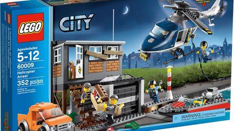 LEGO City 60009 Dopadení vrtulníkem