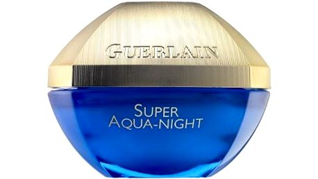 Guerlain Super Aqua Night Recovery Balm Přípravek proti vráskám 50ml pro ženy Všechny typy pleti