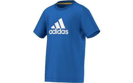 Adidas Chlapecké tričko LK ESS LOGO TEE AK2771