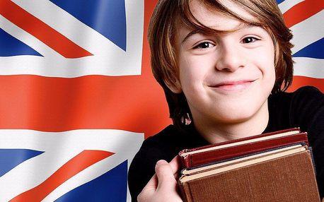 Dětský prázdninový kurz angličtiny ve Zlíně