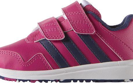 Adidas Dívčí tenisky Snice 4 - růžové