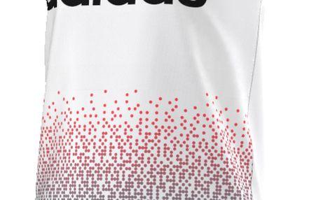 Adidas Dívčí tričko WARDROBE FUN TEE AK2043