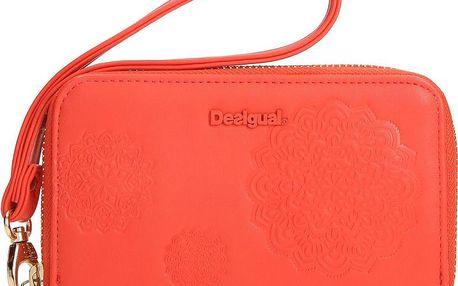 Desigual Peněženka Mini Zip Blick Fiesta 61Y53H0 3148