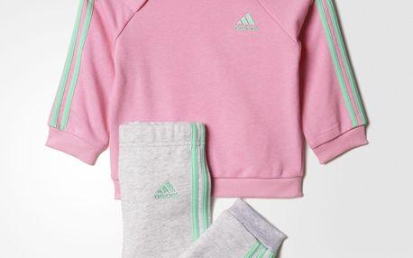 Adidas Dívčí tepláková souprava I ST Summ Jog