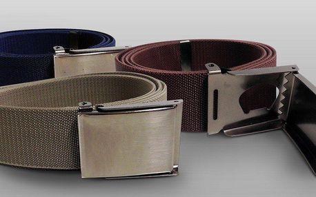 Nastavitelný elastický pásek pro muže i ženy