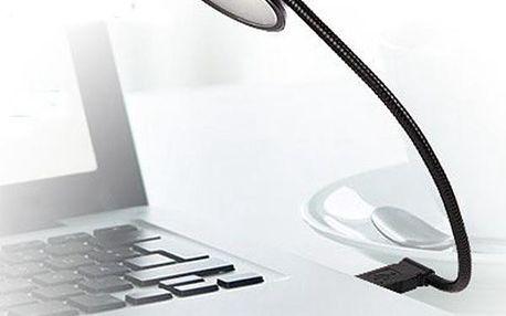 USB LED lampička pro laptop