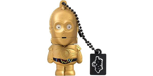 Tribe STARWARS LS C-3PO - 8GB - FD007406