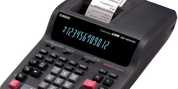 Casio DR 420 TEC - 4971850178545