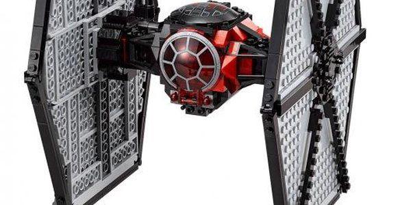 LEGO® Star Wars 75101 Stíhačka TIE speciálních jednotek Prvního řádu
