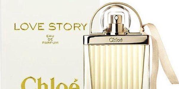Chloé Love Story - parfémová voda s rozprašovačem 75 ml