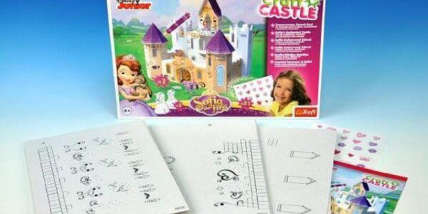 CTW Sofiin Začarovaný Zámek Disney kreativní sada v krabici