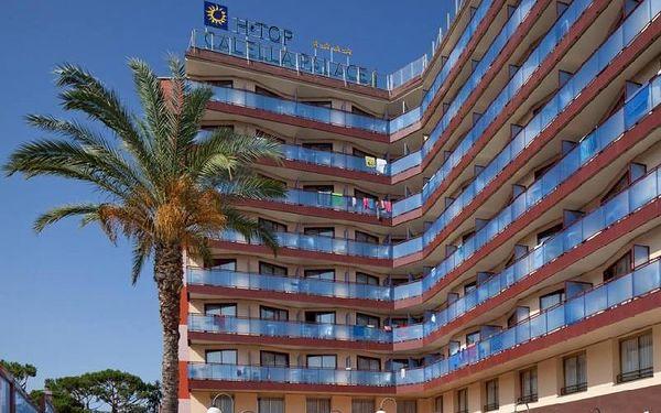 Španělsko - Costa del Maresme na 10 dní, all inclusive nebo polopenze s dopravou autobusem