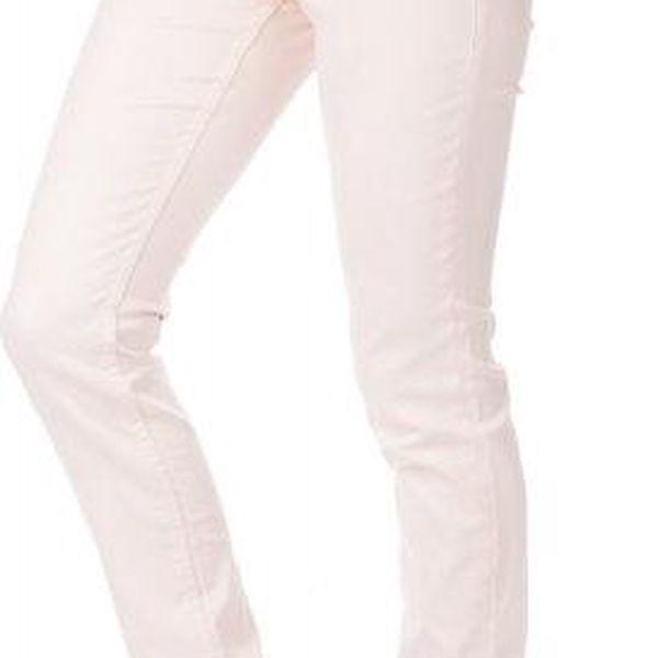 Mustang dámské jeansy Jasmin 28/32 růžová