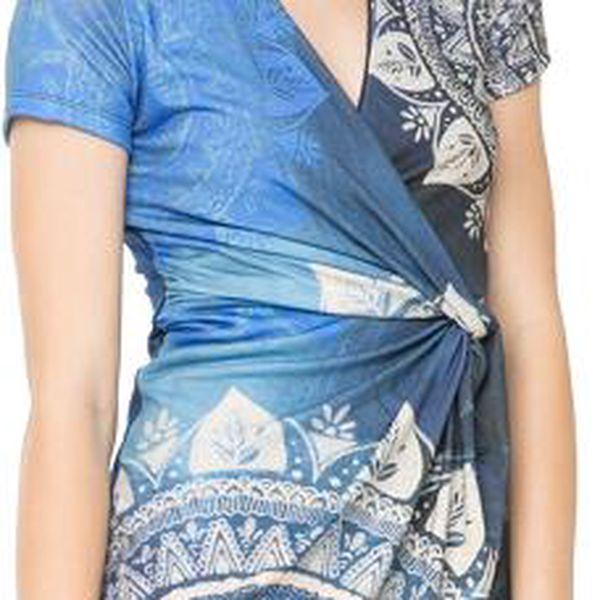 Desigual Dámské šaty Clemente Ducados 61V20Y1 5015 S