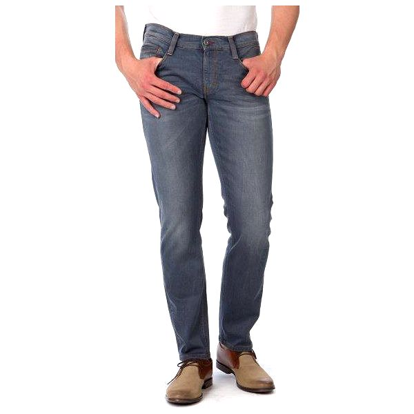Mustang pánské kalhoty 38/34 modrá