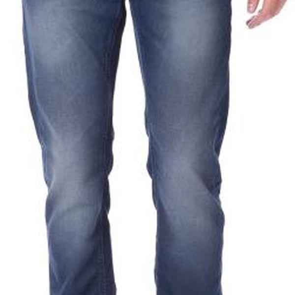 Mustang pánské jeansy Oregon 36/32 modrá