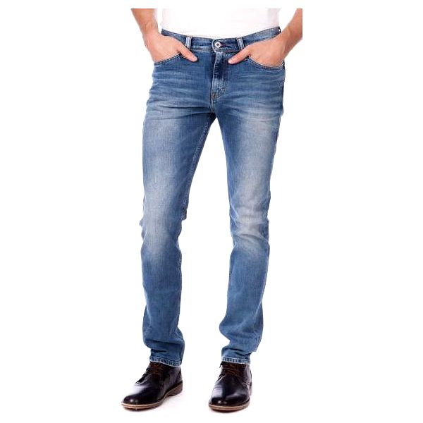 Mustang pánské jeansy Vegas 32/34 modrá