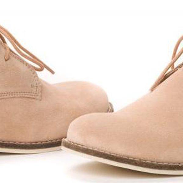 s.Oliver dámská kotníčková obuv 42 béžová