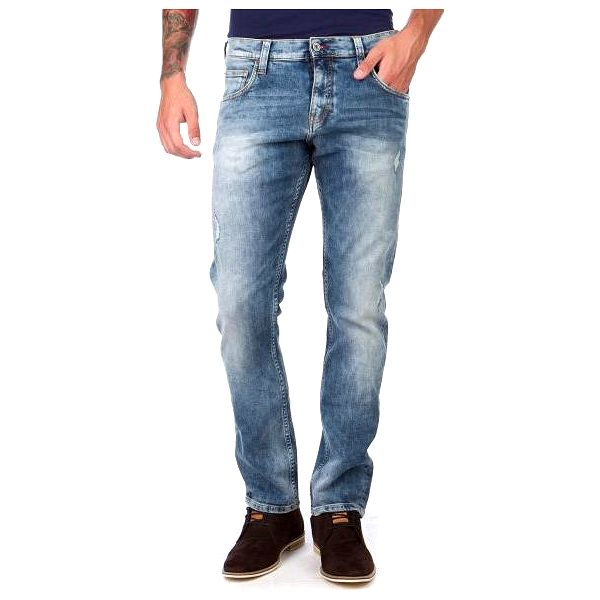 Mustang pánské kalhoty 34/32 modrá
