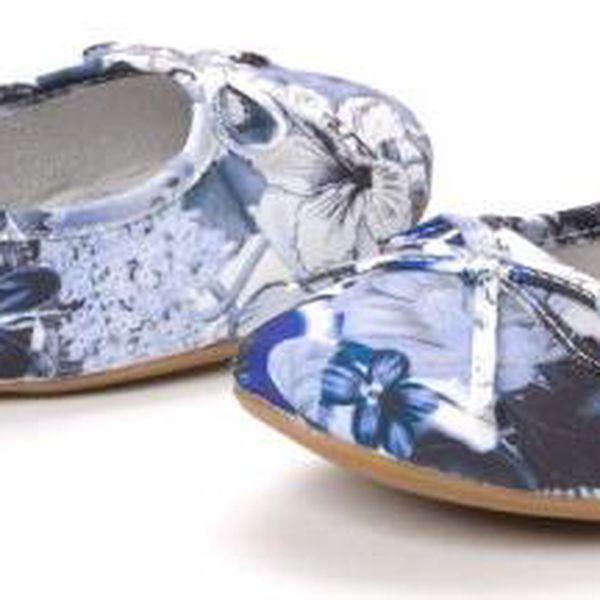s.Oliver dámské baleríny 40 modrá