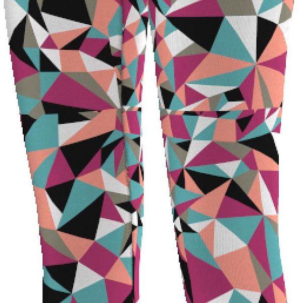 Adidas Dívčí legíny LG RI AOP TIGHT AJ6220