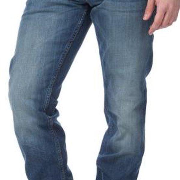 Mustang pánské jeansy Oregon 32/34 modrá