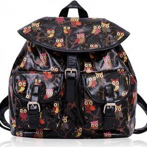 Dámský batoh Owl 270 černý