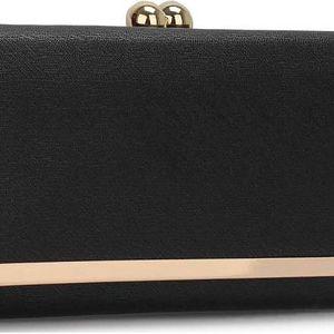 Dámská černá peněženka Libby 1050a
