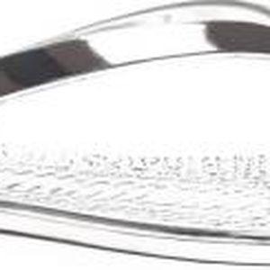 Dámské stříbrné pantofle Katnise 020