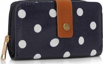 Dámská peněženka Punts 1073 tmavě modrá