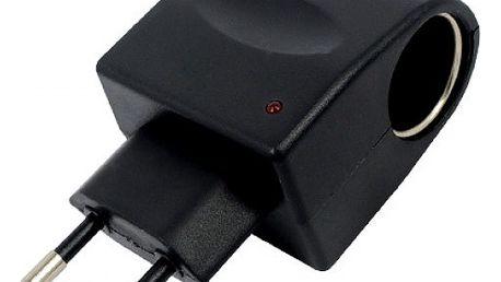 AC/DC adaptér do zásuvky 230-12V 500 mA - dodání do 2 dnů
