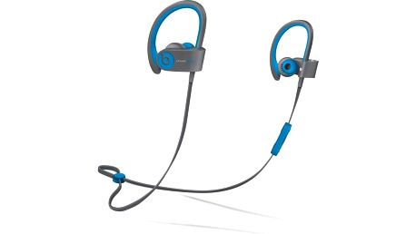 Beats Powerbeats 2 Wireless (Active kolekce), modrá/šedá (MKQ02ZM/A)