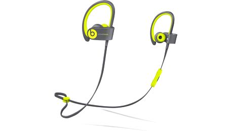 Beats Powerbeats 2 Wireless (Active kolekce), žlutá/šedá (MKPX2ZM/A)