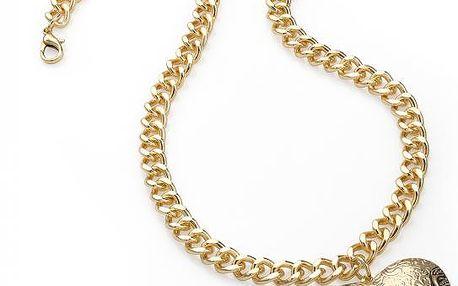 Náhrdelník ve zlaté barvě Corelle 30262