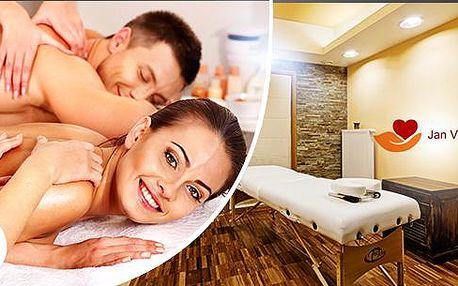 Relaxační, partnerská nebo tantra masáž pro uvolnění, a harmonizaci těla i mysli v Brně.