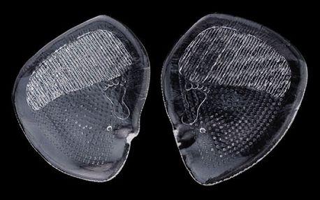 Gelové polštářky do bot na vysokém podpatku - dodání do 2 dnů