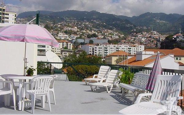 Portugalsko, Madeira, letecky na 8 dní se snídaní
