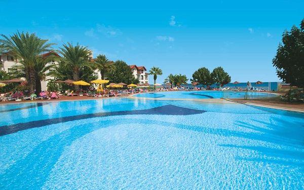 Kypr, Famagusta, letecky na 8 dní s all inclusive