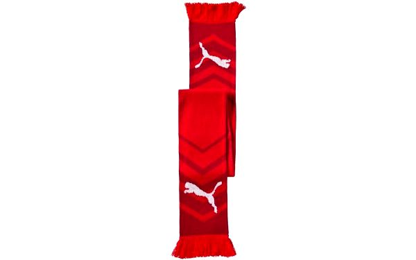 Puma Czech Republic Fanscarf red-chili pepper