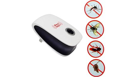 Plašič hmyzu a hlodavců - ultrazvukový