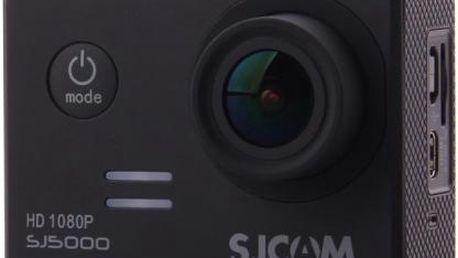 SJCAM SJ5000 sportovní kamera - černá