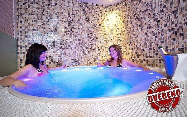 2–4denní wellness pobyt v hotelu Corona**** v jižních Čechách pro 2 osoby