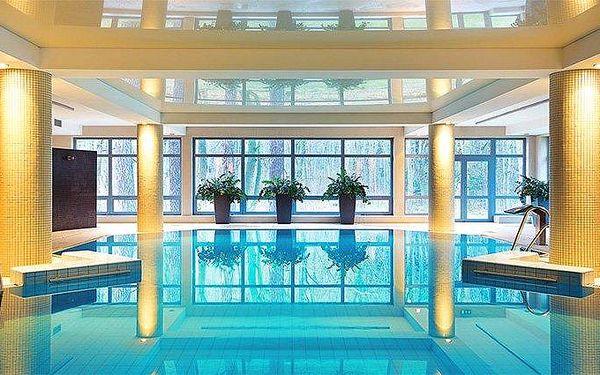 3–5denní wellness pobyt s polopenzí v hotelu SPA Medical Dwór Elizy v Polsku pro 2 osoby