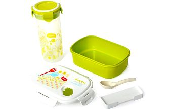 Eldom TM-120 Duo Lunchbox a láhev
