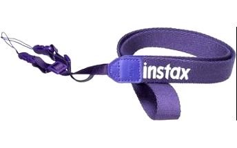 FujiFilm instax Neck strap Purple