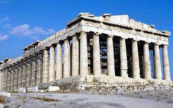 Zájezd do Řecka s návštěvou památek UNESCO