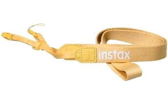 FujiFilm instax Neck strap Yellow